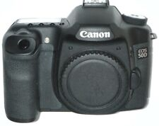 Canon EOS 50D SLR Digital Camera LOW shutter count 1088 BODY ONLY