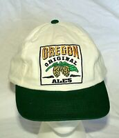 Vintage Oregon Original Ales Beer Logo Baseball Cap Hat New NOS OSFM
