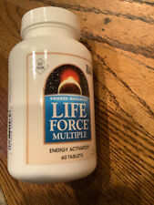 Source Naturals Life Force Multiple No Iron - 60 Tablet