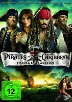 Pirates of the Caribbean - Fremde Gezeiten von Rob Marshall | DVD | Zustand gut