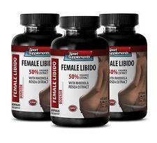 Vitamin E 1000 - Female Libido Booster 1600mg - Boost Sexuality Capsules 3B