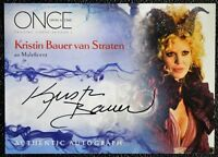 Once Upon a Time A8 Kristin Bauer Maleficent Autograph Auto Trading Card Disney