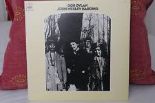 Bob Dylan-John Wesley Harding-1968-Vinyl Record-CBS S 63252-Reissue-Ex,Ex.Cond.
