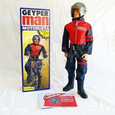 action man gi joe action team geyperman biker