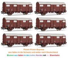 Rivarossi HR 6225-00 - h0-dc - con cena vagones set 6-piezas GS FS ep4/5 marrón