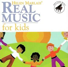 Helen Marlais' Real Music for Kids CD Classical Solo Piano Music