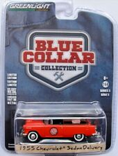 1955 Chevrolet Sedan Delivery  rot/schwarz    / Greenlight 1:64
