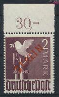 Berlin (West) 34 postfrisch 1949 Rotaufdruck (9223652