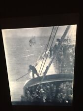 "Alfred Stieglitz ""Nearing Shore 1910"" 35mm American Photography Art Slide"