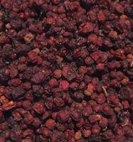 200 Gram Dried Organic Schisandra Berries - 100% Herb Tea - Schisandra Chinensis