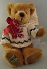RARE Merrythought Teddy Bear Harrods England Exclusive Ironbridge Gorge Museum