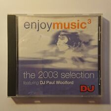 Paul Woolford - Enjoy Music 3 - The 2003 Selection DJ Magazine CD