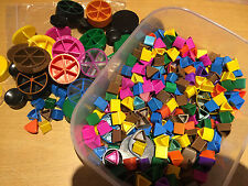 Hasbro Trivial Pursuit Game Pieces & Parts