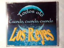 LOS REYES Todos ole' cd singolo PR0M0 TONY RENIS
