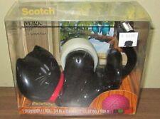 Scotch Magic Tape Dispenser ~ Black Cat