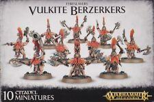 Fyreslayers Vulkite Berzerkers Games Workshop Warhammer Edad of Sigmar enanos