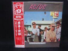 AC/DC Dirty Deeds Done Dirt Cheap Japan Mini LP CD 1976 SICP-1701 Bon Scott