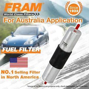 Fram Fuel Filter for BMW 5 Series 520I 523I 528I 535I E39 540I E34 Ptrl Ref Z551