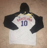 Umbro Barcelona Hoodie Sweater Medium Cb
