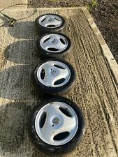 Vauxhall Corsa Sport Alloys 3 Spoke