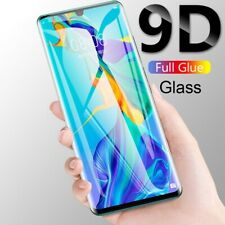 9D 5D For Huawei P30 Pro Premium Protection Tempered Glass Screen Protector