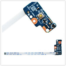 """HP 250 G3 15.6"""" LS-A991P Power Button Switch Board With Flex Ribbon Cable GO US"""
