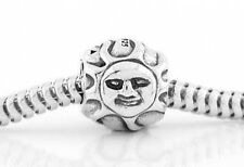 AUTHENTIC CHAMILIA STERLING SILVER  SUN EUROPEAN BEAD