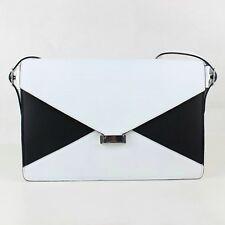 Celine Diamond Clutch Shoulder Bag in Spazzolato Calfskin, Retail $2,300 NEW.