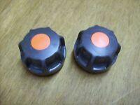 Husqvarna K950 / K960 Ringsaw Knob Set of 2 Fits K960 / K970 Ring Saw 506382202