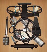 Hydrostat Lenkung z.Nachrüsten CASE IHC 433,533,633 TÜV +Tandempumpe