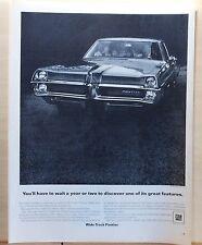 1967 magazine ad for Pontiac - Catalina photo, resale value phenomenally high