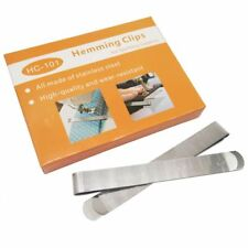 Hemming Clips Set Sewing Machine Accessory Kit Tools Measurement Stitching Ruler