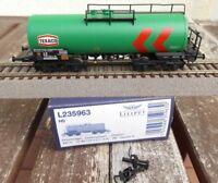 Liliput 235963 H0 Einheits-Kesselwagen TEXACO der DB Ep.4/5 in OVP, 2-Leiter DC
