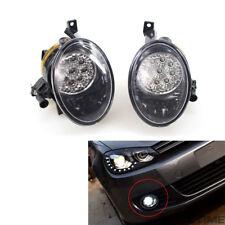LED Fog Light Bright White Lamp for VW GOLF GTI MK6 JETTA 11-14 Left&Right 5K0