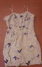 Country Road Dress Size 10 100% Silk Dress