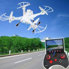 QUADRICOTTERO - DRONE  LS128 FPV -  XXL TELECAMERA IN DIRETTA  SU MONITOR