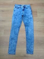 Topshop L32 Distressed Jeans for Women