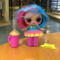with dress Lol Surprise Splatters Hairgoals Makeover Series Hairspray Doll Gift