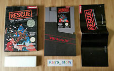 Nintendo NES Rescue The Embassy Mission PAL