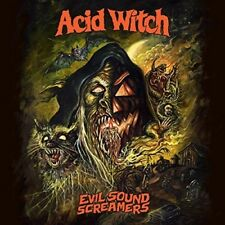 Evil Sound Screamers - Acid Witch (2018, CD NEUF)