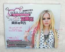 Avril Lavigne The Best Damn Thing Taiwan CD w/BOX