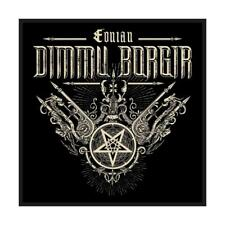 OFFICIAL LICENSED - DIMMU BORGIR - EONIAN SEW-ON PATCH BLACK METAL