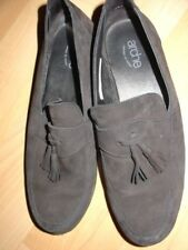 ARCHE BLACK NUBUCK SHOES sz 39 US 8.5