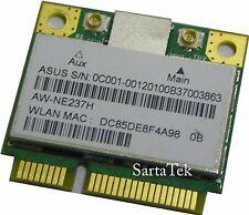 Asus 0C001-00120100 bgn WLAN Wireless PCIe Half Atheros AR5B125 AR9485 AW-NE237H