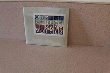 One Church Many voices NEW SEALED CD 12 tracks plus bonus track Willow Creek