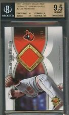 2007 UD Ultimate Collection Ultimate Team Materials JIM PALMER /50 BGS 9.5 POP 1