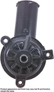 Remanufactured Power Strg Pump With Reservoir  Cardone Industries  20-7240