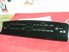 Whirlpool Control Panel W105966694