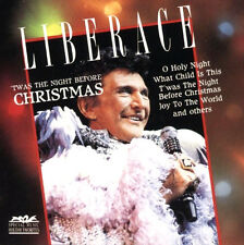 LIBERACE  *   Twas The Night Before Christmas  *  NEW Sealed CD *