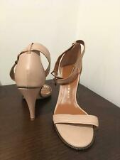 Buckle Leather Upper Solid Heels for Women for sale | eBay
